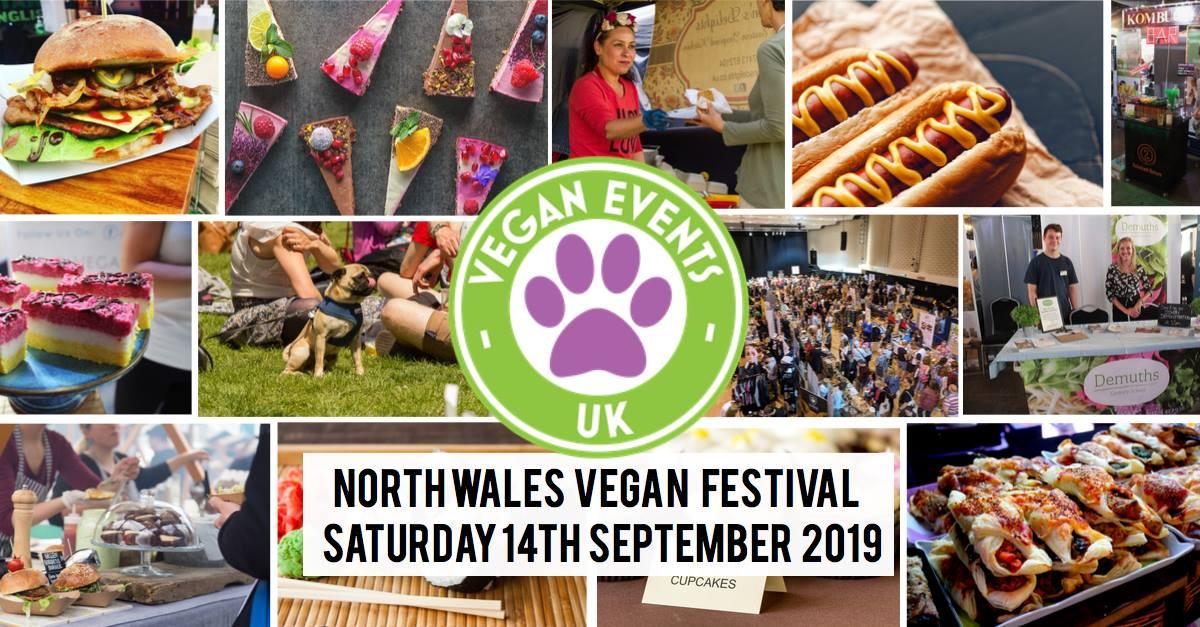 North Wales Vegan Festival - UK Vegan Events